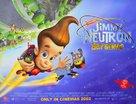 Jimmy Neutron: Boy Genius - British Movie Poster (xs thumbnail)