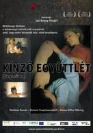 Gegenüber - Hungarian Movie Poster (xs thumbnail)