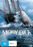 """Moby Dick"" - Australian DVD movie cover (xs thumbnail)"