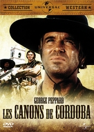 Cannon for Cordoba - French Movie Cover (xs thumbnail)