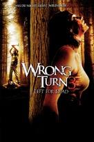 Wrong Turn 3 - German DVD cover (xs thumbnail)