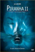 Piranha Part Two: The Spawning - DVD cover (xs thumbnail)