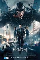 Venom - Australian Movie Poster (xs thumbnail)