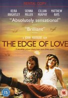The Edge of Love - British Movie Cover (xs thumbnail)