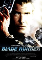 Blade Runner - Italian Re-release movie poster (xs thumbnail)