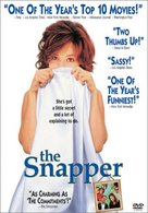 The Snapper - DVD cover (xs thumbnail)
