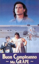 What's Eating Gilbert Grape - Italian VHS movie cover (xs thumbnail)