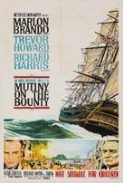 Mutiny on the Bounty - Australian Movie Poster (xs thumbnail)