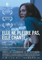 Elle ne pleure pas, elle chante - Luxembourg Movie Poster (xs thumbnail)