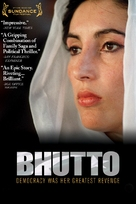 Benazir Bhutto - DVD cover (xs thumbnail)