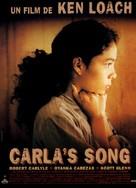 Carla's Song - Spanish poster (xs thumbnail)
