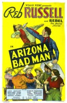 Arizona Bad Man - Movie Poster (xs thumbnail)