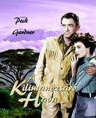 The Snows of Kilimanjaro - Hungarian Movie Poster (xs thumbnail)
