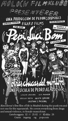Pepi, Luci, Bom y otras chicas del montón - Spanish Movie Poster (xs thumbnail)