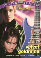 Velvet Goldmine - DVD cover (xs thumbnail)