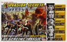 The Secret Invasion - Belgian Movie Poster (xs thumbnail)