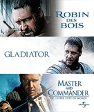 Master and Commander: The Far Side of the World - French Blu-Ray movie cover (xs thumbnail)