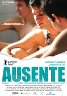 Ausente - German Movie Poster (xs thumbnail)