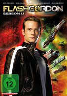 """Flash Gordon"" - German DVD cover (xs thumbnail)"