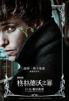 Fantastic Beasts: The Crimes of Grindelwald - Chinese Movie Poster (xs thumbnail)