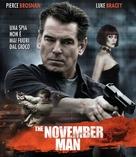 November Man - Italian Blu-Ray cover (xs thumbnail)