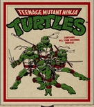 Teenage Mutant Ninja Turtles - Blu-Ray cover (xs thumbnail)
