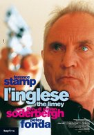 The Limey - Italian Movie Poster (xs thumbnail)