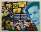 One Crowded Night - Movie Poster (xs thumbnail)