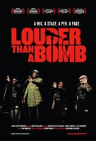 Louder Than a Bomb - Movie Poster (xs thumbnail)