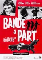 Bande à part - Italian Re-release movie poster (xs thumbnail)