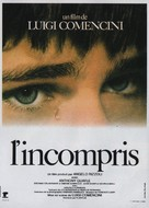 Incompreso - French Movie Poster (xs thumbnail)