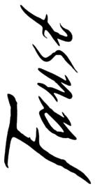 Faust - German Logo (xs thumbnail)