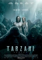The Legend of Tarzan - Estonian Movie Poster (xs thumbnail)