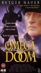 Omega Doom - Danish Movie Cover (xs thumbnail)