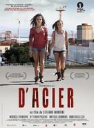 Acciaio - French Movie Poster (xs thumbnail)