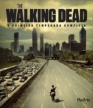 """The Walking Dead"" - Brazilian Movie Cover (xs thumbnail)"