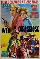 Tension at Table Rock - Italian Movie Poster (xs thumbnail)