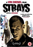 Strays - British DVD cover (xs thumbnail)