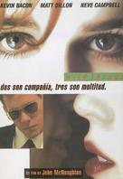 Wild Things - Spanish DVD movie cover (xs thumbnail)