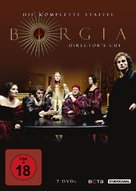 """Borgia"" - German DVD cover (xs thumbnail)"