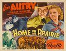 Home on the Prairie - Movie Poster (xs thumbnail)