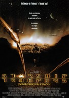 Starship Troopers - Spanish Movie Poster (xs thumbnail)