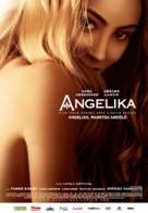 Angélique - Czech Movie Poster (xs thumbnail)