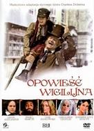 A Christmas Carol - Polish DVD movie cover (xs thumbnail)