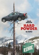 Cold Pursuit - German Movie Poster (xs thumbnail)