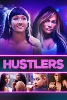 Hustlers - British Movie Cover (xs thumbnail)