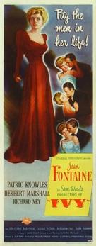 Ivy - Movie Poster (xs thumbnail)