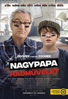 The War with Grandpa - Hungarian Movie Poster (xs thumbnail)
