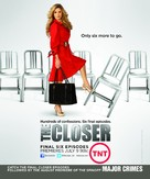 """""""The Closer"""" - Movie Poster (xs thumbnail)"""