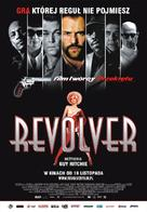 Revolver - Polish Movie Poster (xs thumbnail)